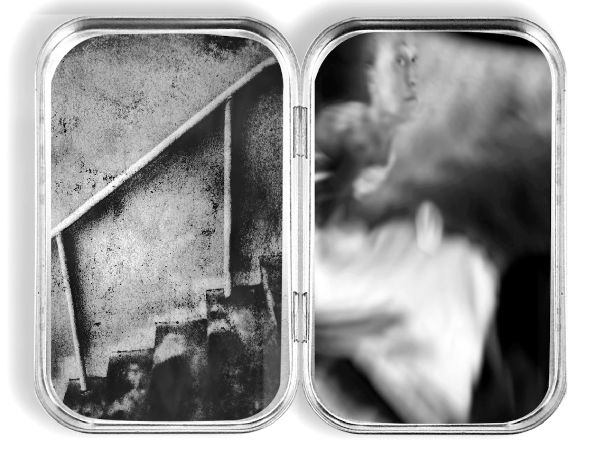 The Stairs and Me © Diana Nicholette Jeon