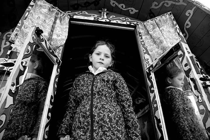 Biddy, Irish Traveller © Jamie Johnson