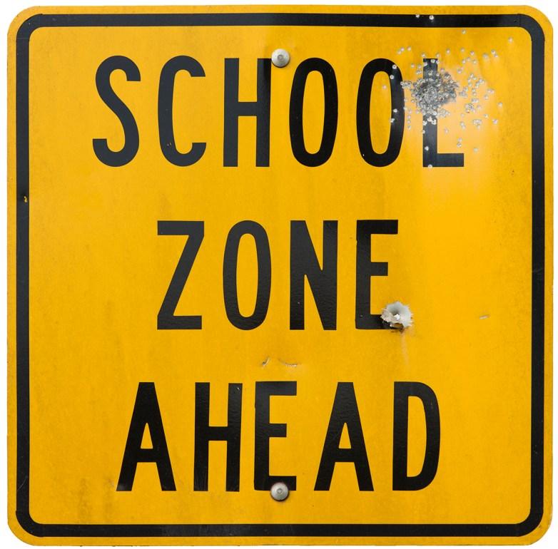School Zone © Brian Kosoff