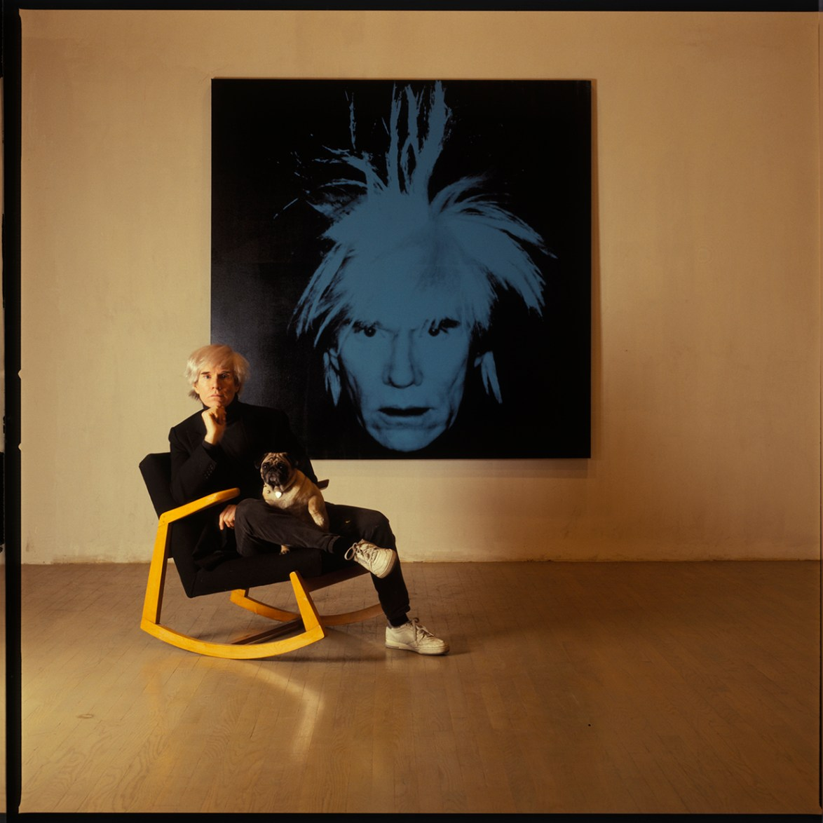 Andy Warhol © William Coupon