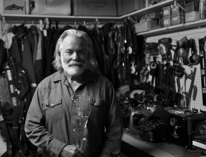 Chuck Davis © Jerry Rosenthal