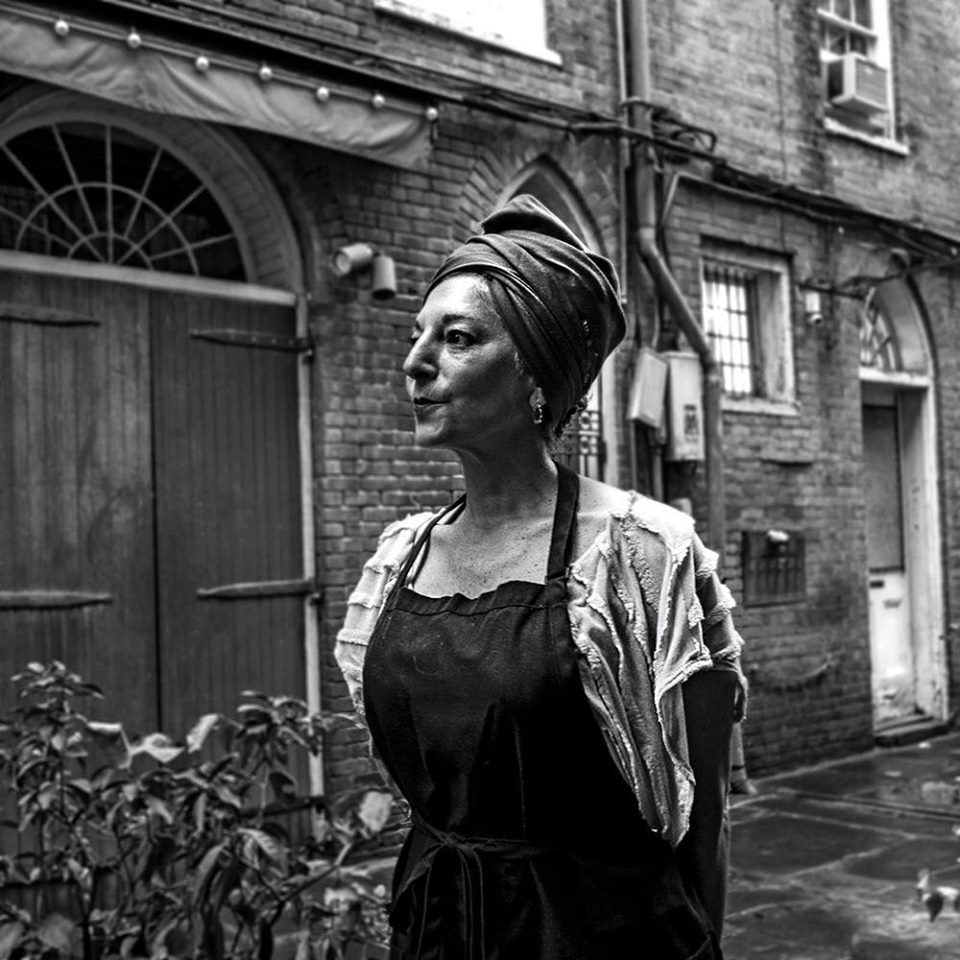 Tsarina Cabildo,Alley, New Orleans © Christopher Bryson