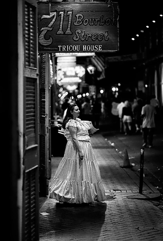 Bourbon Street © Norm Snyder