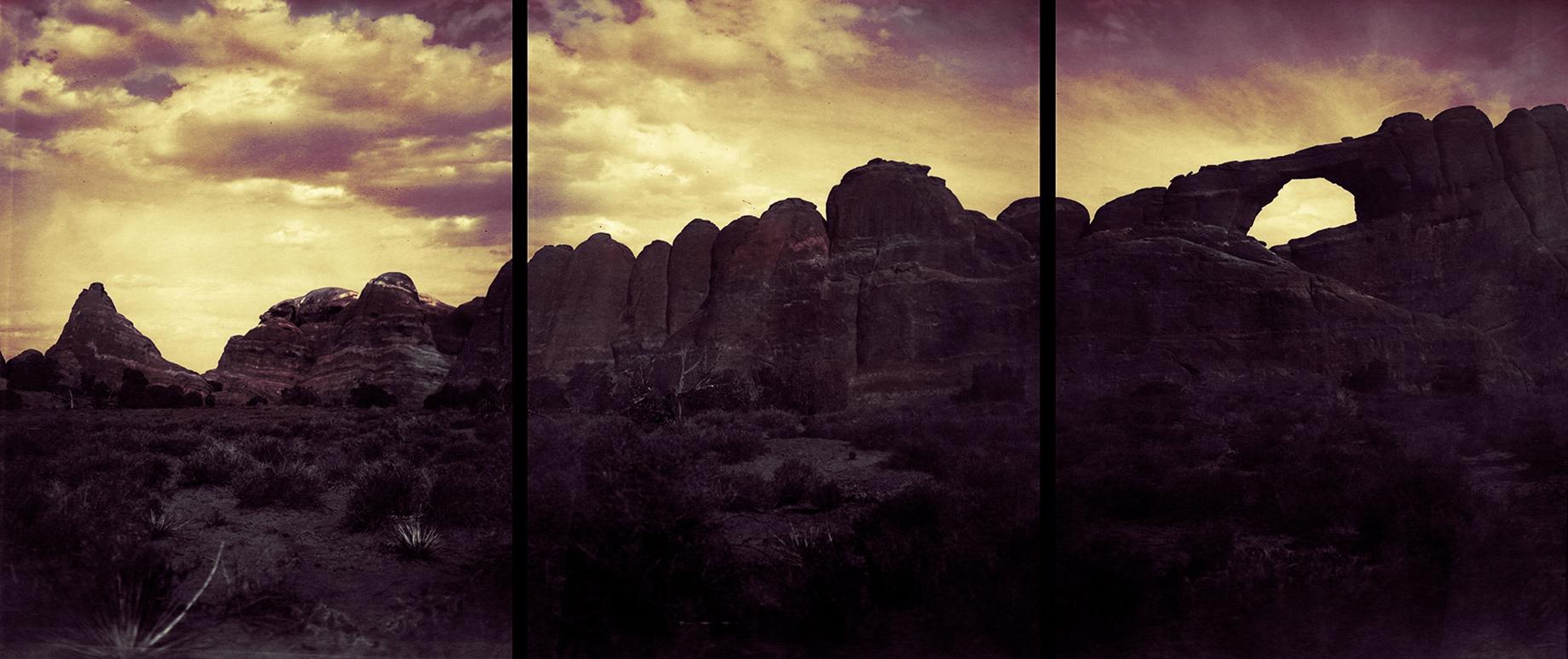 Arches © Christopher Bennett
