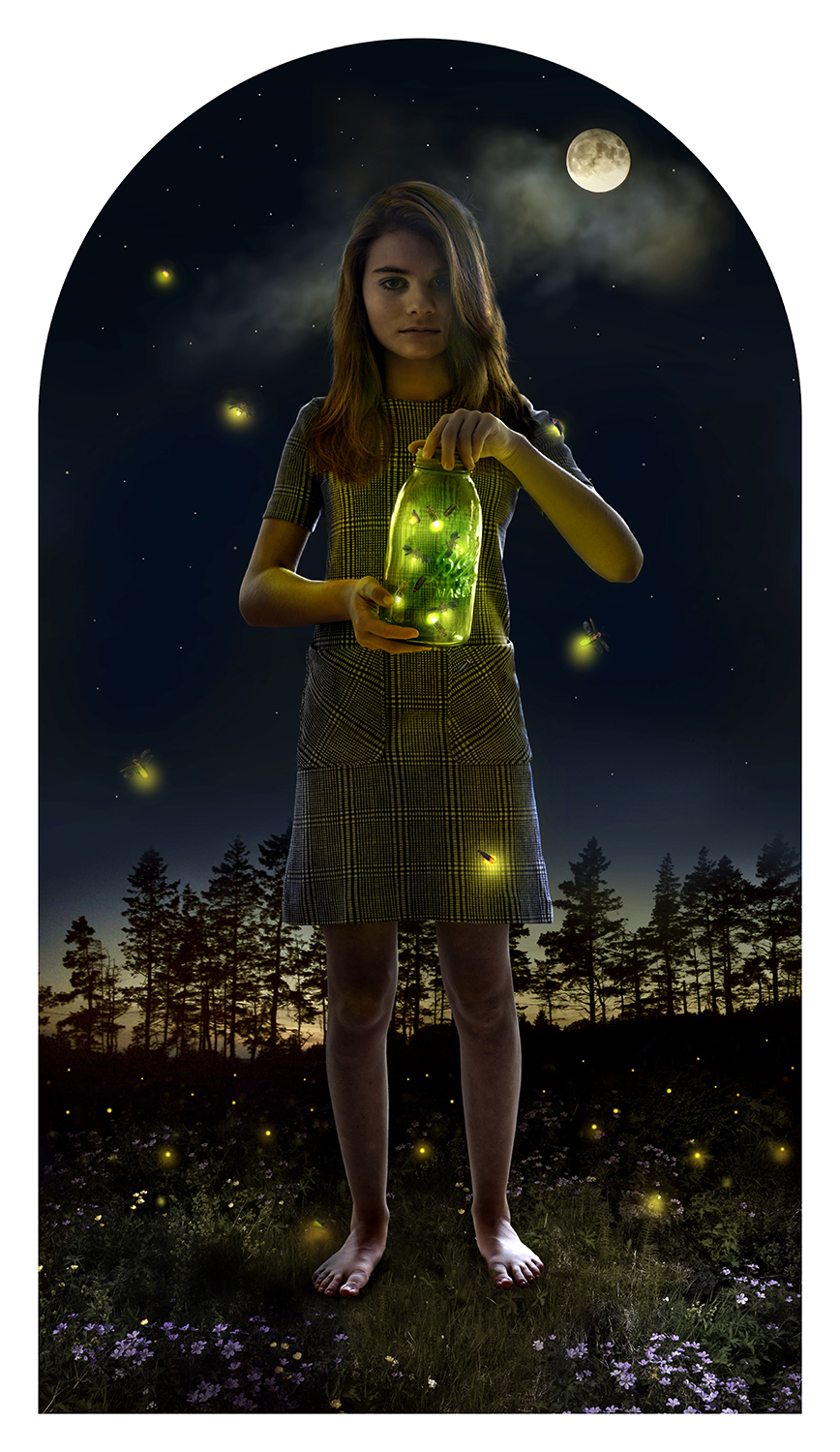 Lighning in a Jar © Tom Chambers