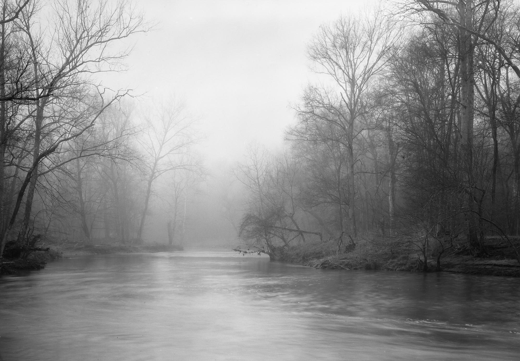 Riverwalk Fews Fog © Holden Richards