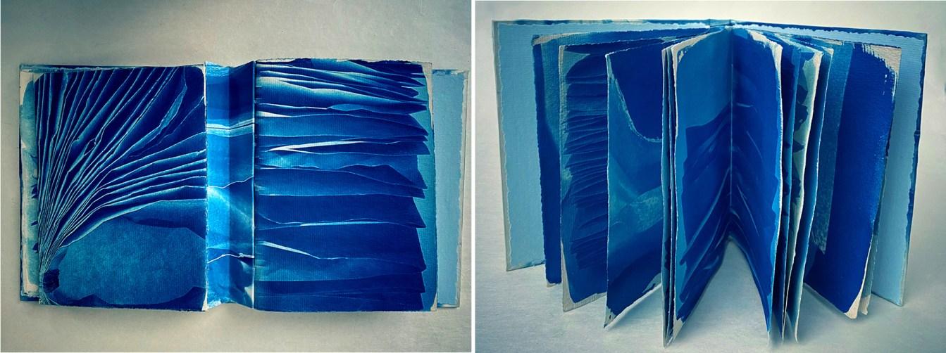 Paper Dreams, interior © Diana Bloomfield