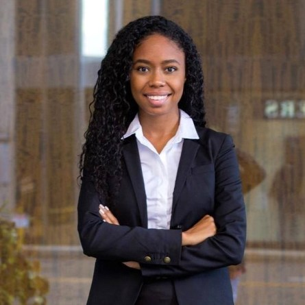 Sade Riley, Executive Vice President