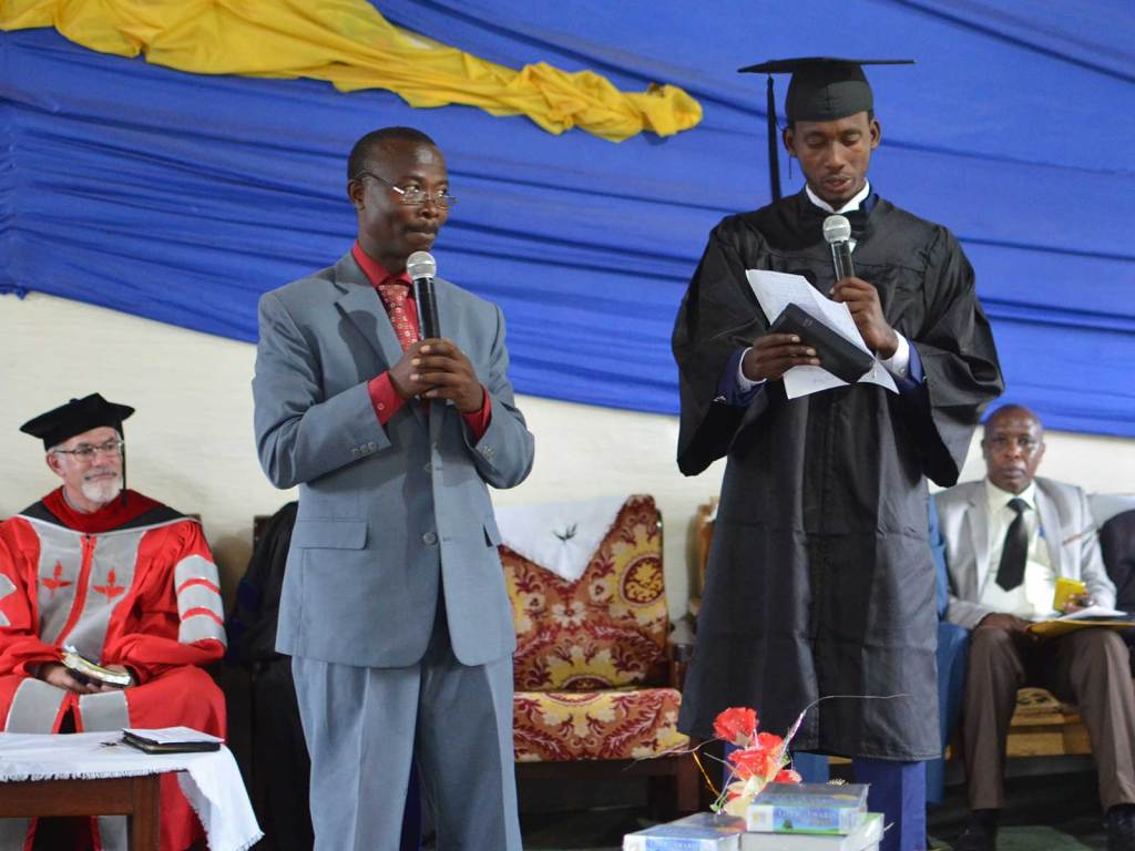 Speech by Graduate