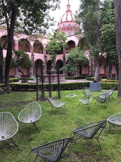 Centro cultural Ignacio Ramirez
