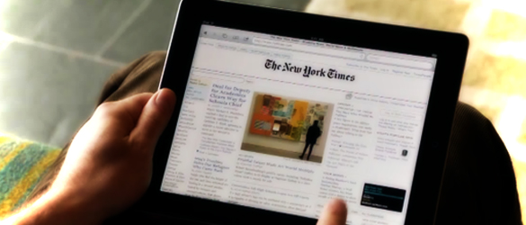 NY Times Ad Blunder and Social Media Automation
