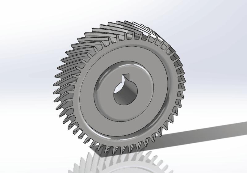 Modelado Pieza Industrial