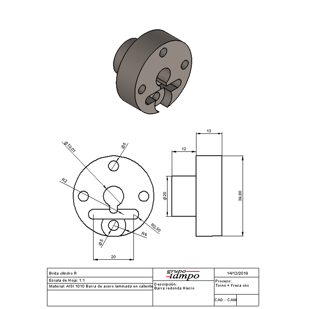 Plano técnico 1
