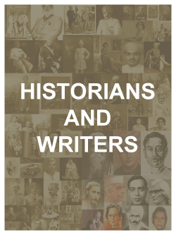 Historians - Writers