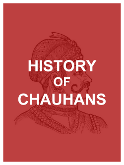 History of Chauhan
