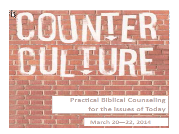 Counter Culture conference logo.