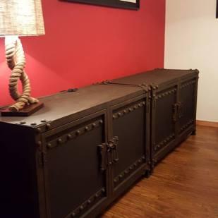 Errege hierros fabrica de barras para cortinas y for Remaches de hierro