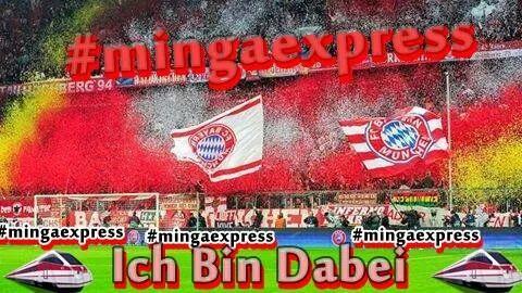 MINGAExpress2014 22.11.2014 – FC Bayern vs. TSG Hoffenheim 4 – 0