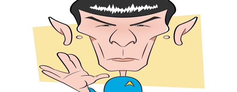 Por que todos desejam ser como Spock?