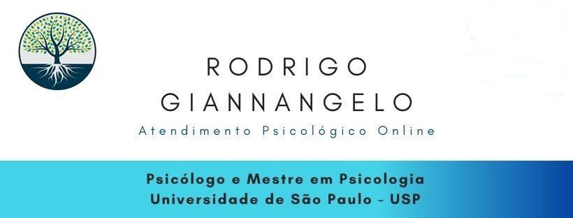Psicólogo Rodrigo Giannangelo