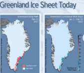 greenland ice sheet melt