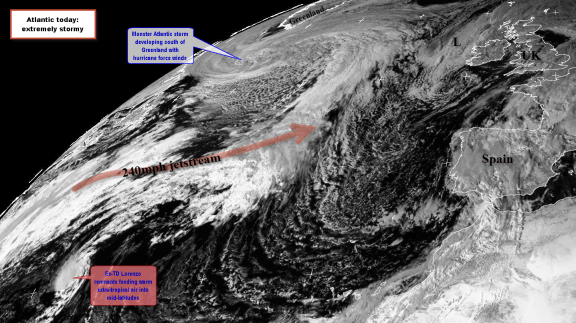 St Jude storm 2013 formation satellite pic