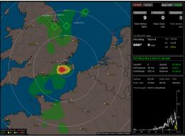 lightning detectors went a bit mad