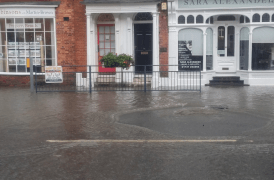 drain covers burst off