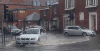 Reigate 24 Aug flood