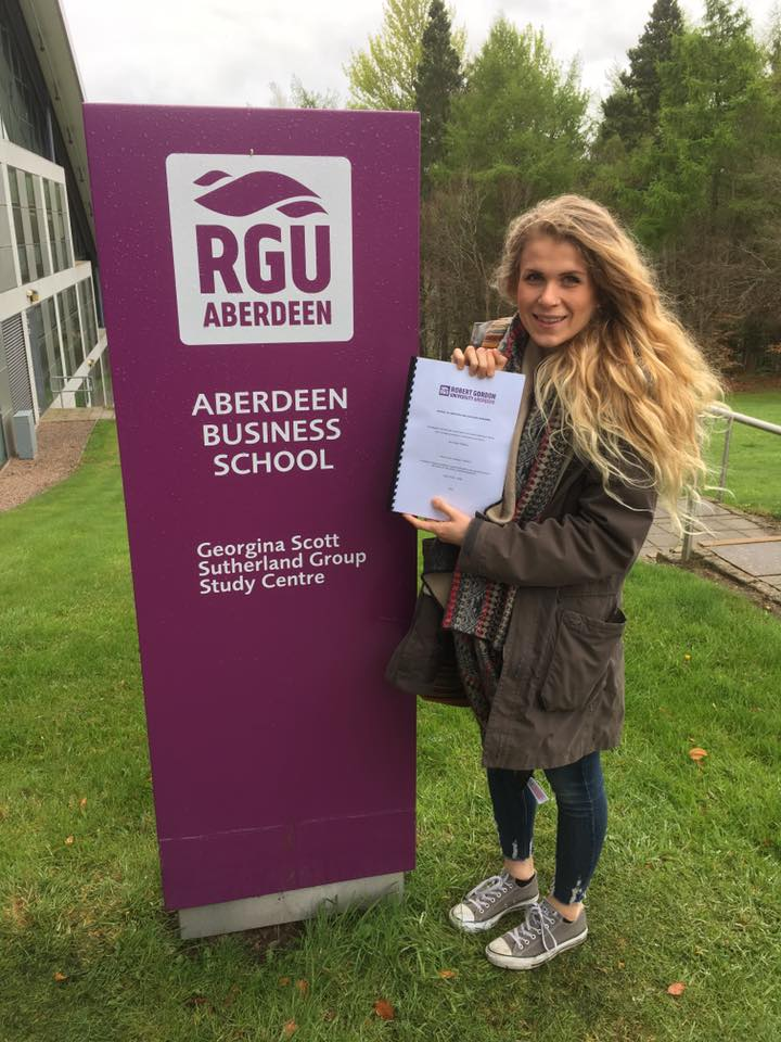 Events Management at RGU