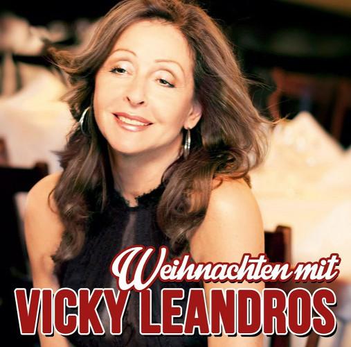 WEIHNACHTEN MIT VICKY LEANDROS VICKY LEANDROS -DIE LEGENDE DES SHOWGESCHÄFTS_Vicky Leandros steckt voller Tatendrang.