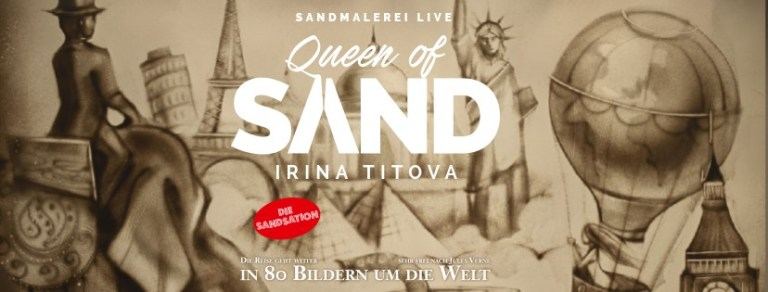 Irina Titova – Queen of Sand I Bad Hersfeld
