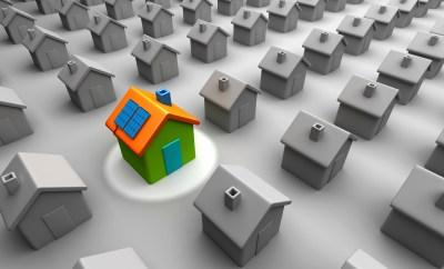 houses solar
