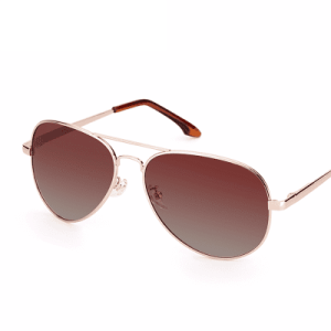 New Unisex Classic Sunglasses With Polarized Lenses For Street Fashion Style