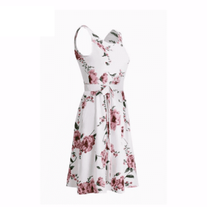 New Women Floral Dress