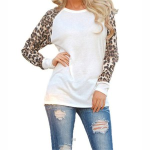Long Sleeve Leopard Shirt