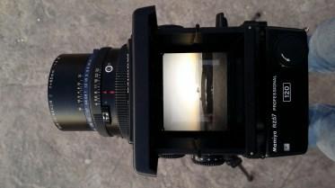 Mi nueva cámara Mamiya RZ67