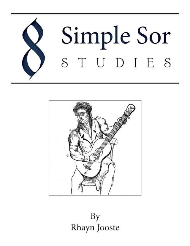 8 Simple Sor Studies Digital Cover rhayn jooste