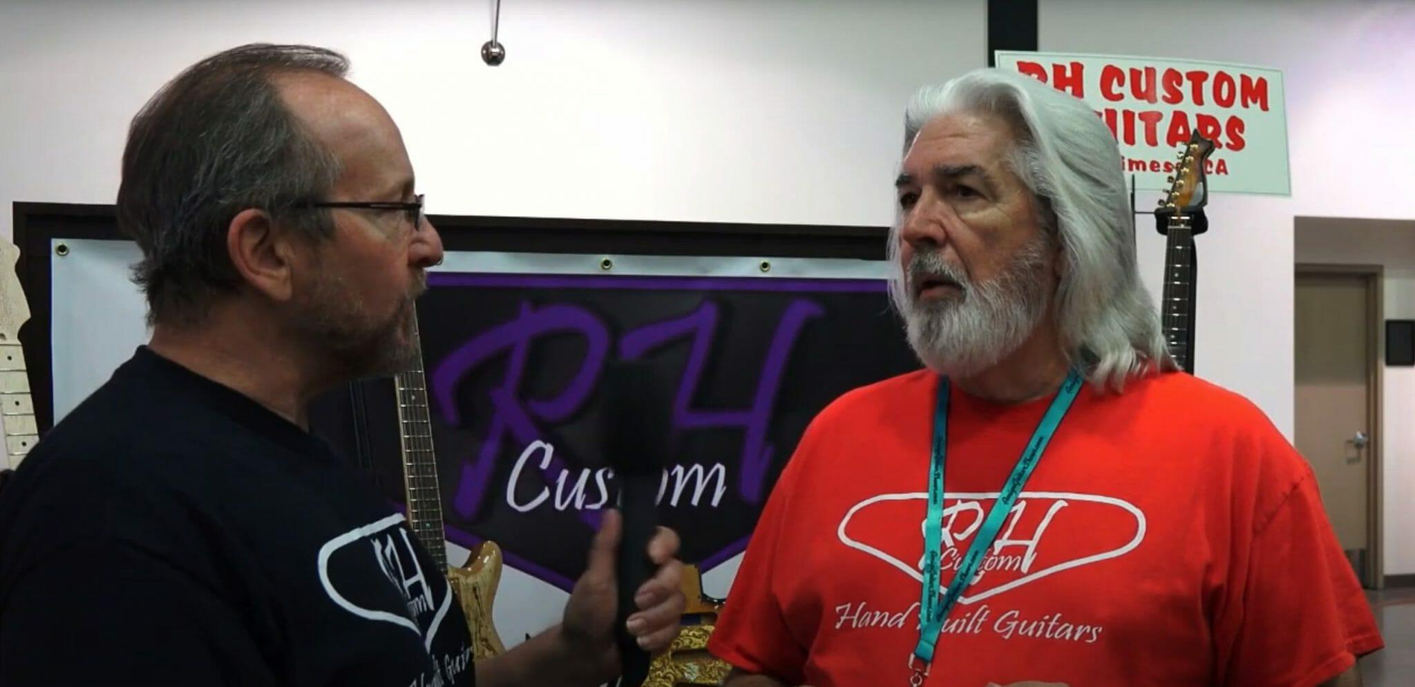 Adventure CEO Insights Interviews RH Custom Founder Rick Harrison