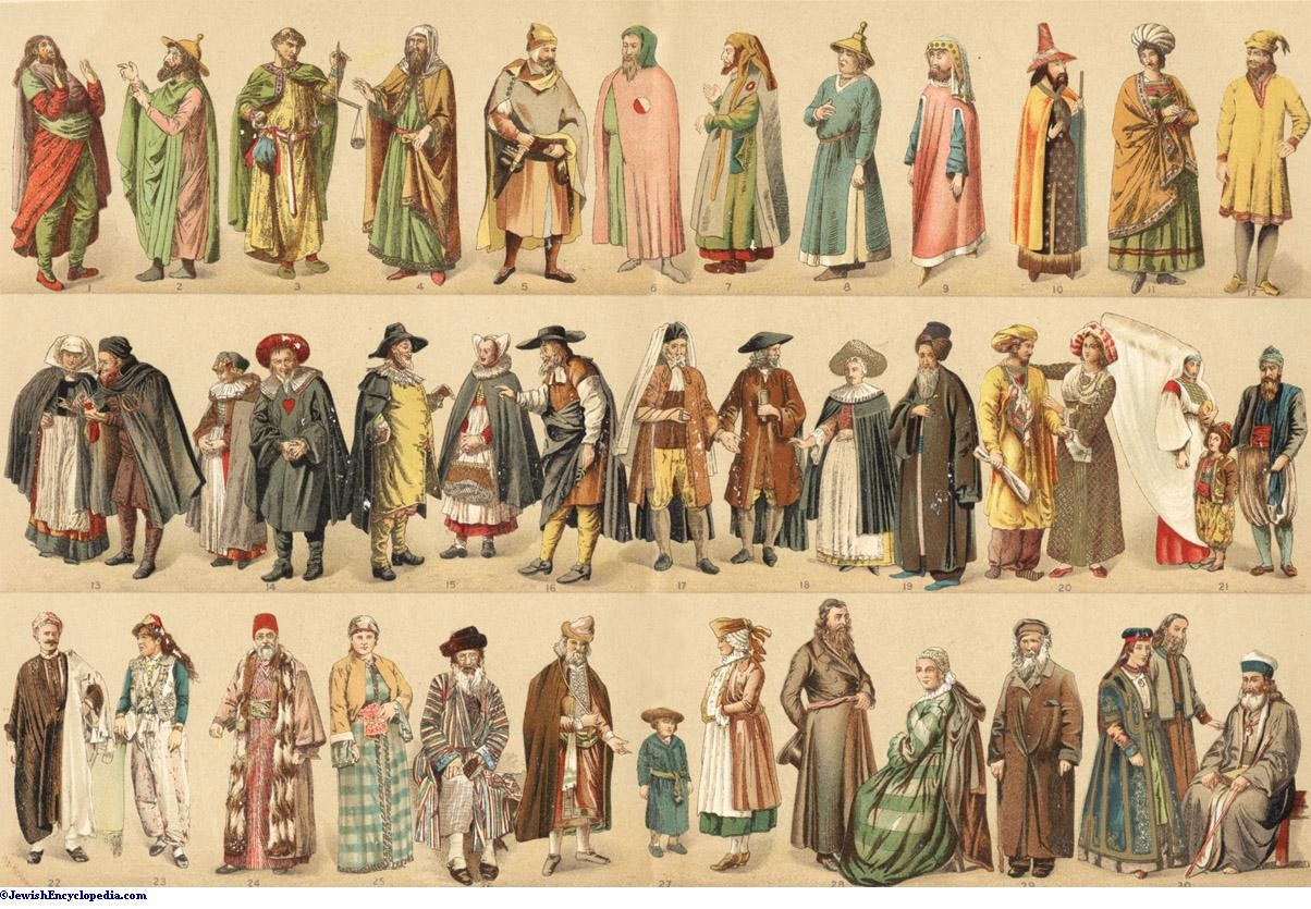 Fashion In The Me Val Period