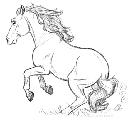 Andalusian Sketch