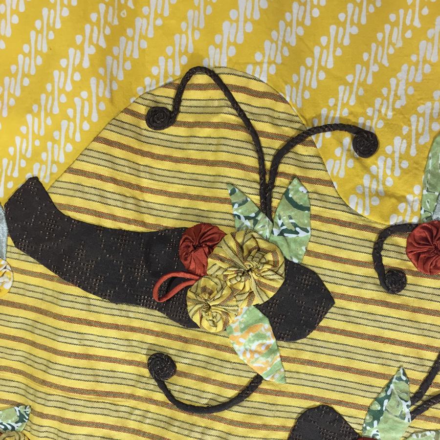 jenis kain untuk batik
