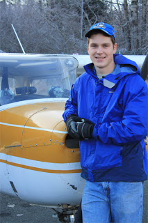 Austin Johnson aus Alaska, Foto von Martin Zwilling