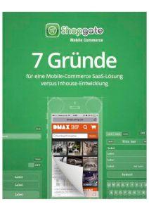 7 Gründe für SaaS bei Mobile Commerce