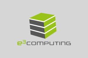e3 computing Logo