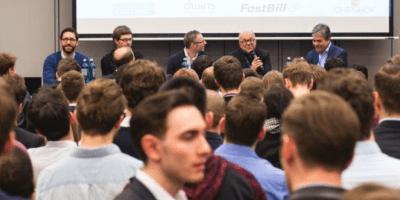 Startup Night der Frankfurt School