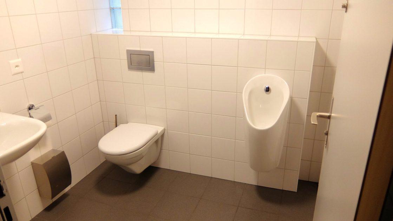 Leiter WC