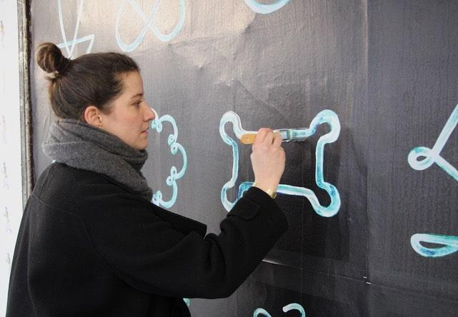 Gedanken in Reinform – Neue Kunst am Ebertplatz