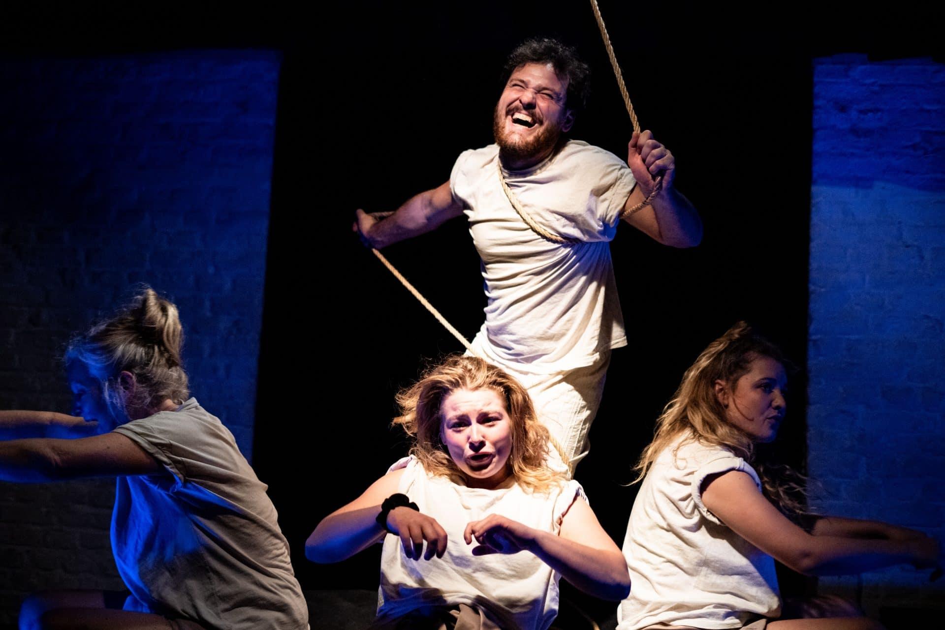 """Rheinerlei und """"Die Odyssee"""" – Horizont Theater"""