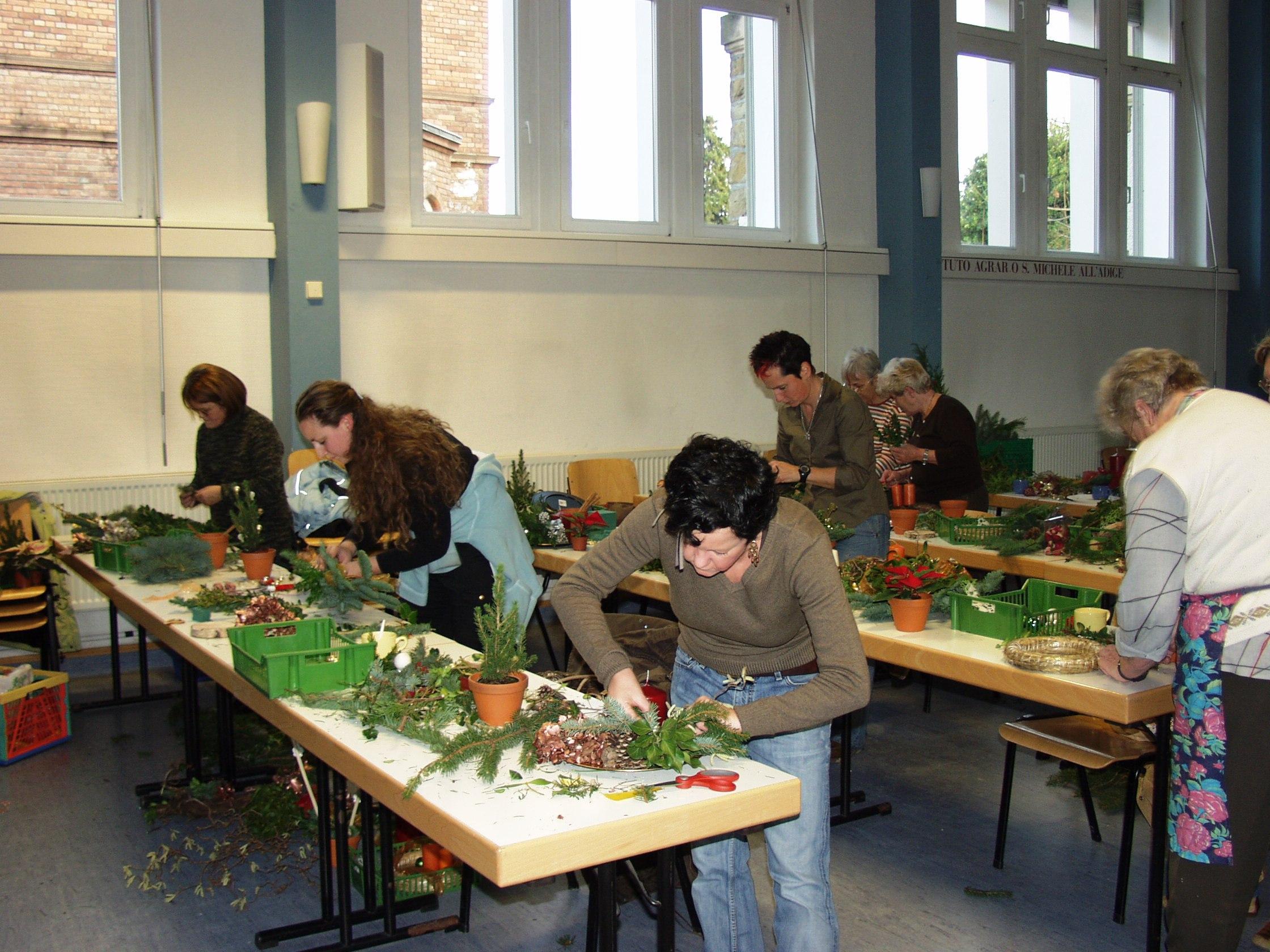 Gartenfreundeadvent